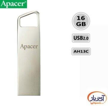 فلش مموری USB2.0 اپیسر 16 گیگابایت مدل Apacer AH13C
